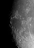 Mare Humorum and Gassendi Crater on the Terminator.
