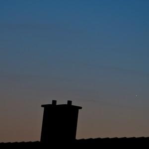 Mercury and Venus
