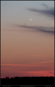 Venus meets Mercury