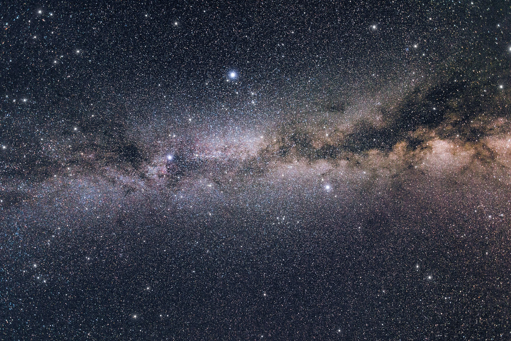 Realm of the Summer Triangle