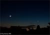 Moon, Venus and Mercury June 10, 2013