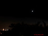 Moon, Mars, Saturn and Spica over Mission Bay