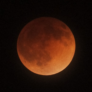 Moon eclipse 2014 April 15