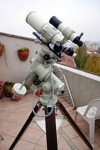 New Mount : Takahashi NJP Optics         : Takahashi Sky 90 f/5.5