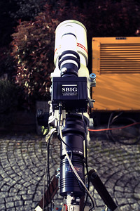 Guider System (new 2013)  Mini Borg 50mm + SBIG SG-4 Standalone Guider
