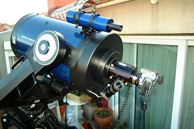 "Meade LX200 12"" f/10"
