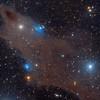 VDB 149 , VDB 150, and LDN 1235 aka Palestine Nebula