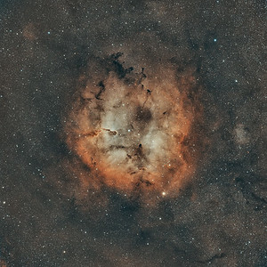 Bi-Colour IC 1396