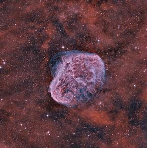 Crescent Nebula/NGC 6888