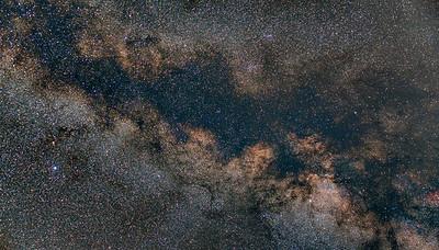 Milky Way over Gravenhurst