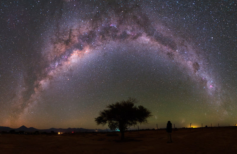 Milky Way Atacama Desert, Chile