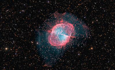 M27 The DumbbeII Nebula