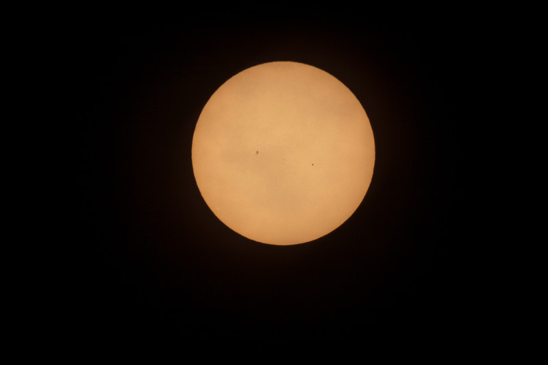 Transit of Mercury May 09,2016