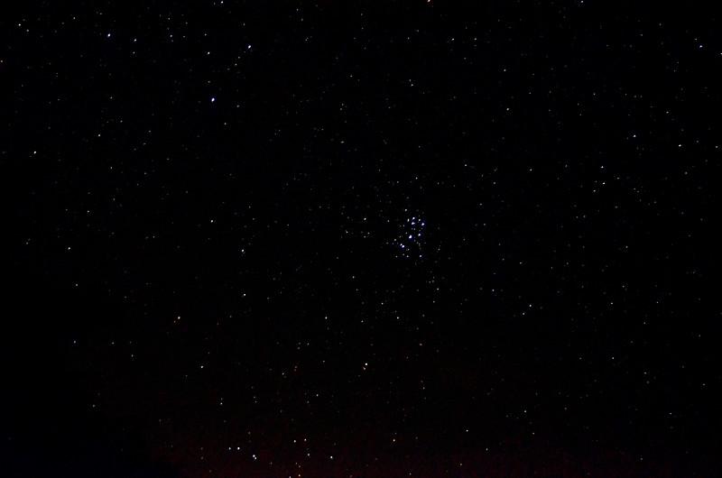 Pleiades - 9/12/2012