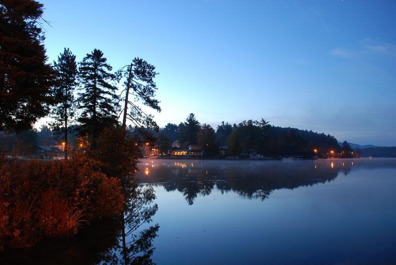 Dawn, Lake Flower