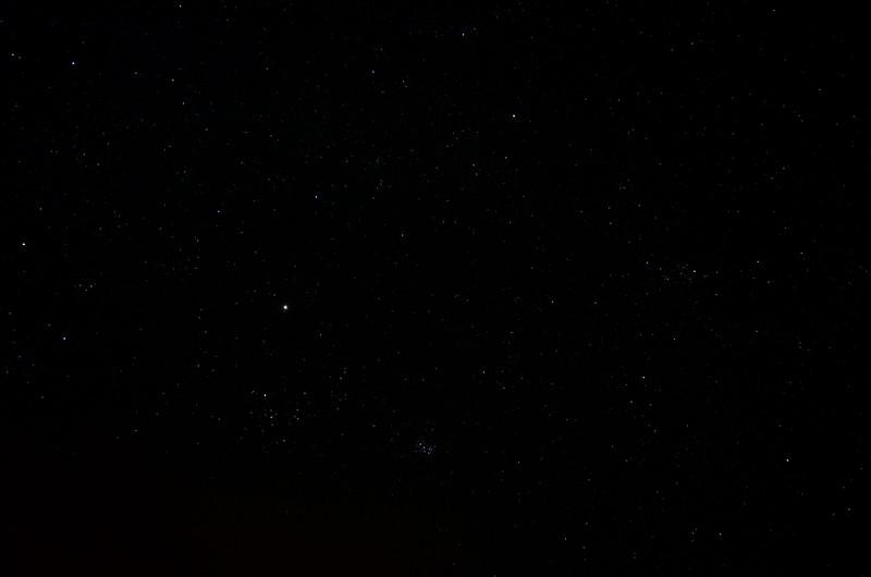 Pleiades, October 25, 2010