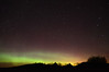 Aurora borealis as seen from Gabriels, NY on November 14, 2012