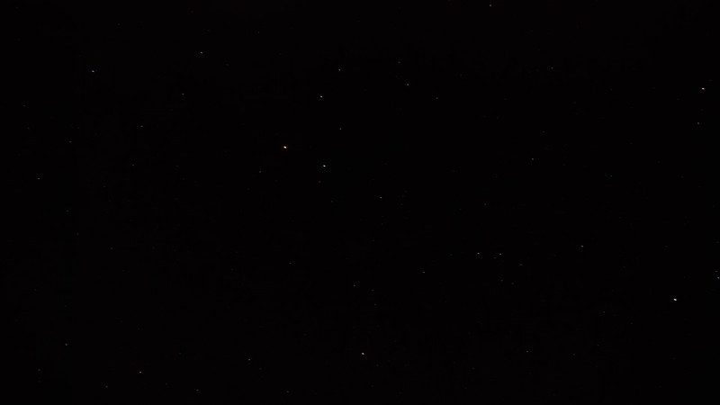 Video: Mars and Regulus in constellation Leo, March 8, 2012<br /> Moonlit clouds come in at the end