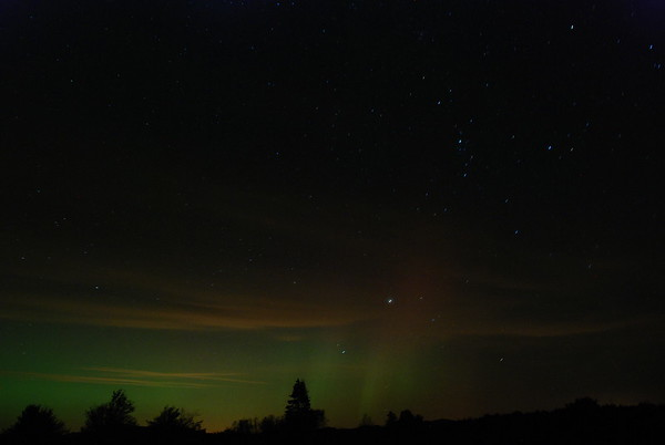 Northern Lights & Other Night Shots
