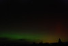 Picture of Oct 24, 2011 Aurora borealis over Gabriels, NY