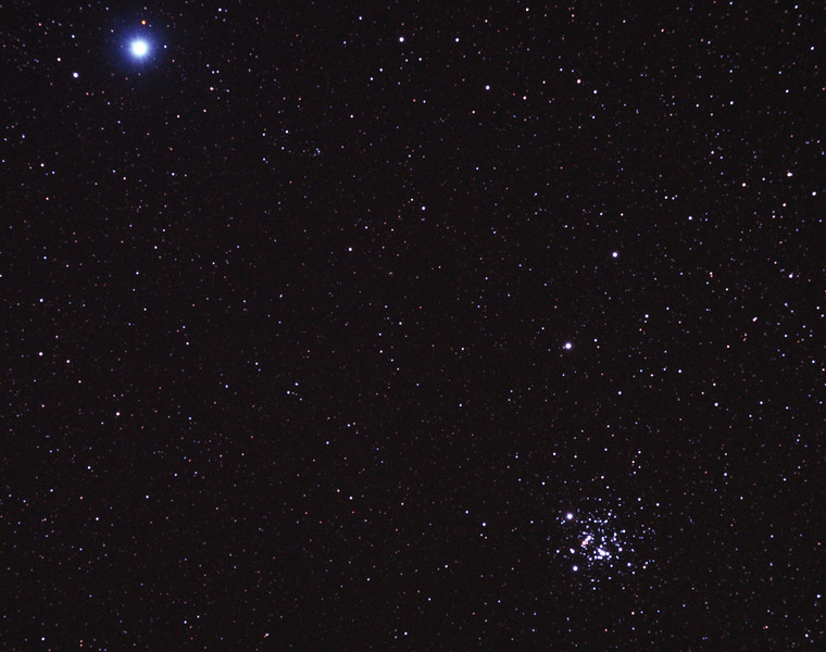 Caldwell 94 - NGC4755 - Jewel Box Cluster with Beta Crucis - 14/12/2010 (Processed cropped stack)