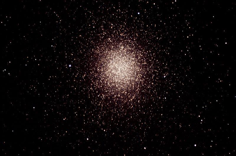 Caldwell 80 - NGC5139 - Omega Centauri Globular Cluster - 3/5/2013 (Processed stack)