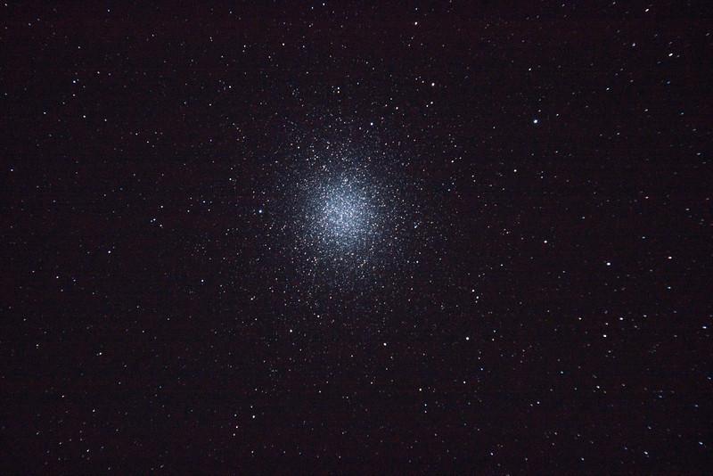 Caldwell 80 - Omega Centauri Globular Cluster - 26/2/11 (Single shot - PowerMate test)