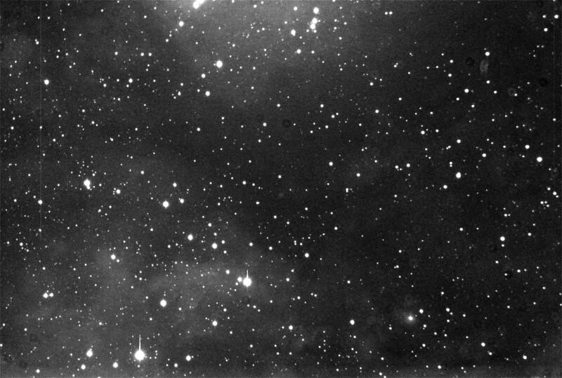 C92 NGC3372 Eta Carinae Neblua - 04/04/2013 (Processed single test image)