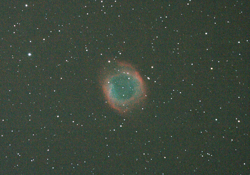 Caldwell 63 - NGC7293 - Helix Nebula -29/5/2011 (Processed cropped stack)
