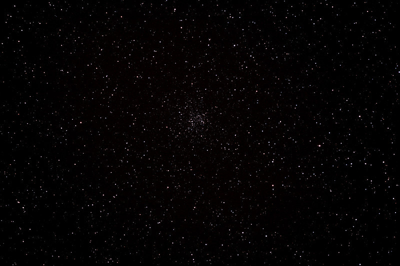 Caldwell 54 - NGC2506 - Open Cluster in Monoceros - 3/2/2013 (Processed stack)