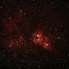 Caldwell 92 - NGC3372 - Eta Carinae Nebula - 11/05/2012 (Processed stack)