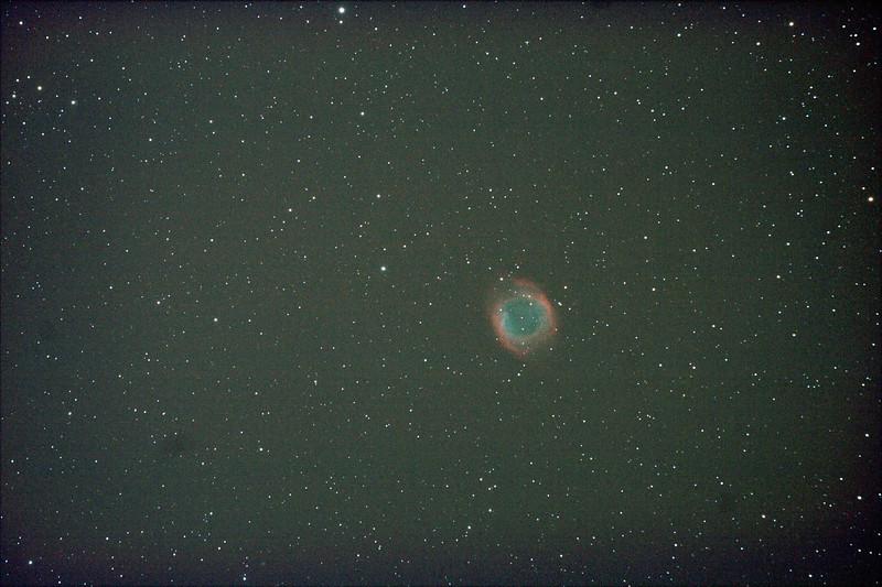 Caldwell 63 - NGC7293 - Helix Nebula -29/5/2011 (Processed stack)