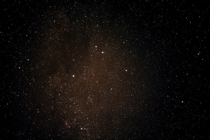 Caldwell 99 - The Coalsack dark nebula near Crux - Southern Cross - 1/6/2013 (Processed stack)