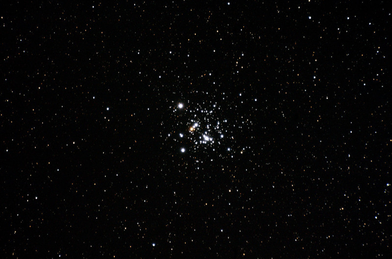 Caldwell 94 - NGC4755 - Jewel Box Cluster - 3/5/2013 (Processed stack)