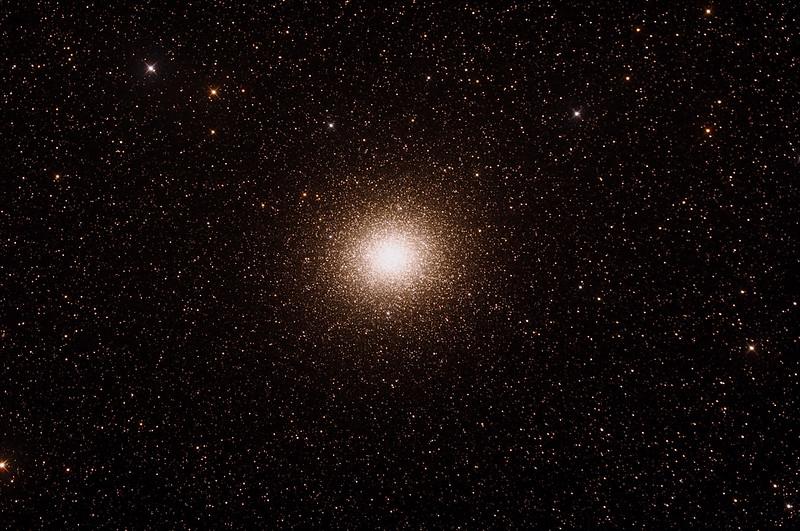 Caldwell 80 - NGC5139 - Omega Centauri Globular Cluster - 21/2/2015 (Re-Processed stack)