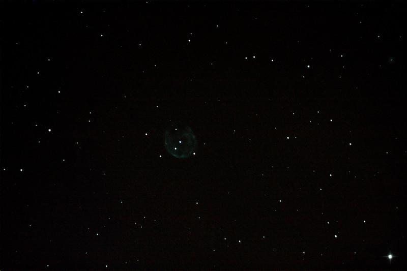 Caldwell 56 - NGC246 - Skull Nebula in Cetus - 22/9/2012 (Processed stack)