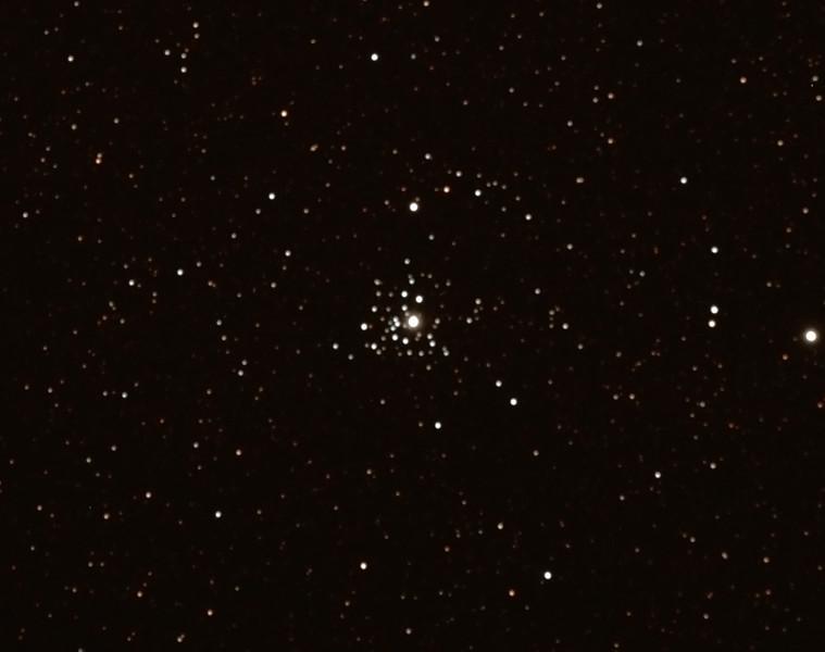 Caldwell 64 - NGC2362 Tau Canis Majoris Cluster - 29/2/2012