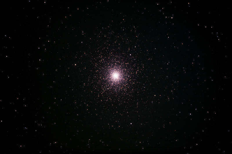 Caldwell 106 - NGC104 - 47 Tucanae Globular Cluster - 23/10/2013 (Processed stack)