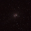 Caldwell 77 - NGC5128 - Centaurus A Galaxy - 26/03/2012 from Perth Observatory