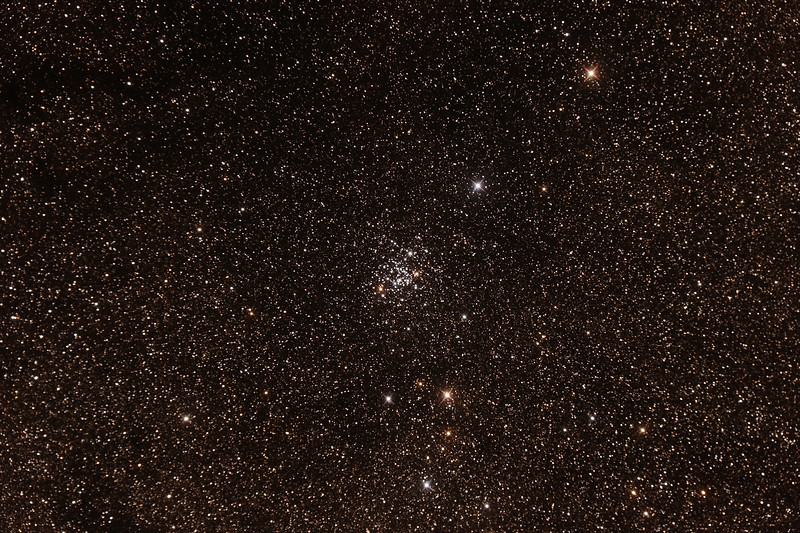 Caldwell 97 - The Pearl Cluster - 13/01/2018 (Processed stack)