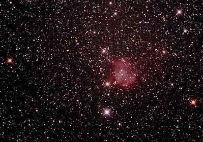 Gum 5 - Sh2-301 Nebula - 28/2/2014 (Processed cropped stack)