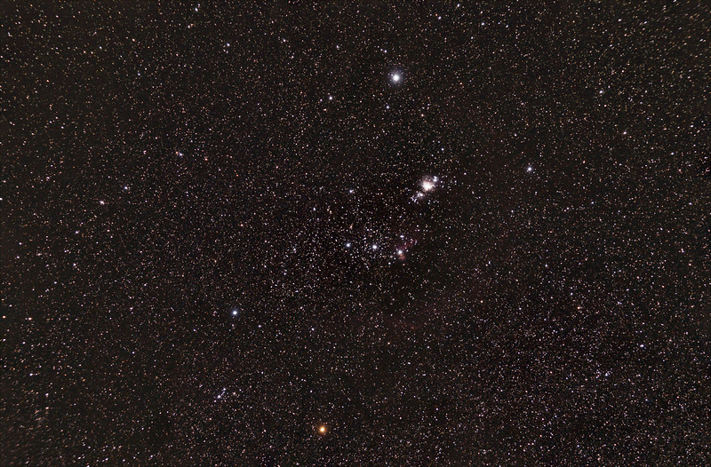 Orion - 26/08/2020 (Processed stack)