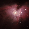 Messier M42 - NGC1976 - Orion Nebula - 27/2/2014 (Processed single image)