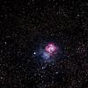 Messier M20 - NGC 6514 - Gum 76 - Trifid Nebula in Sagittarius - 3/8/2013 (Processed stack)