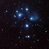 Messier M45 - Pleiades Seven Sisters Subaru Matariki - 10/11/2013 (Processed stack)