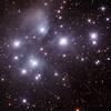 Messier M45 - Pleiades Seven Sisters Subaru Matariki - 23/9/2014 (Processed stack)