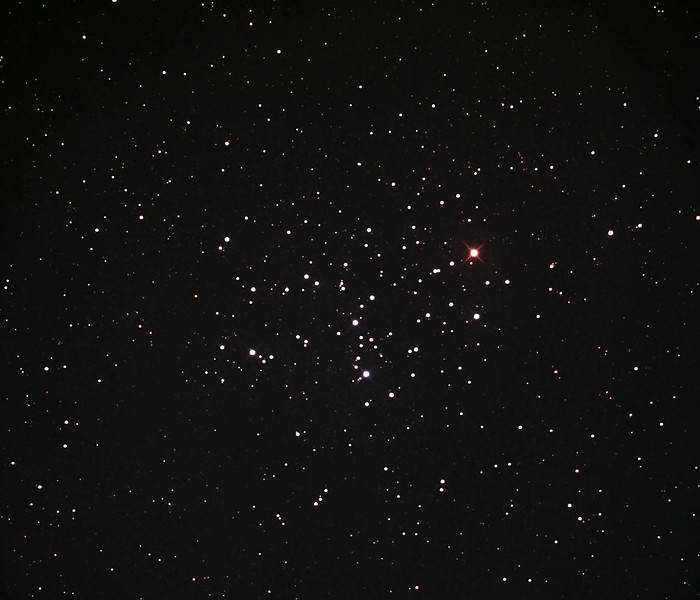 Messier M6 - NGC6405 - Butterfly Cluster in Scorpius