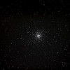 Messier M4 - NGC6121 - Globular Cluster in Scorpius - 15/05/2013 (Processed stack)