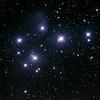 Messier M45 - Pleiades - Seven Sisters - Subaru - Matariki - 23/9/2014 (Processed stack)