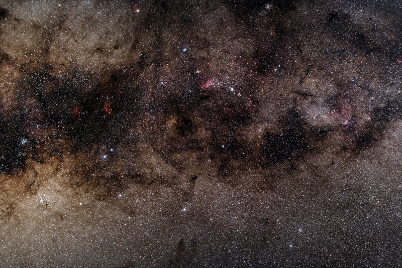 Scorpius- Ara region - 22/5/2020 (Processed stack)